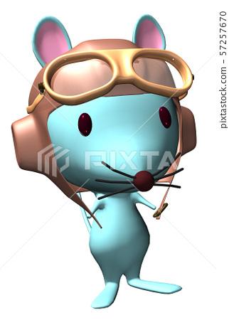 쥐의 군인 57257670