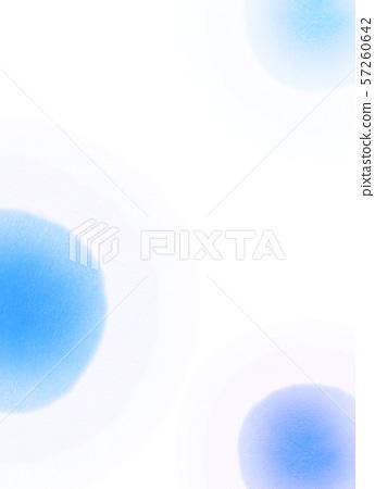 Round pattern blue texture - Stock Illustration [57260642] - PIXTA