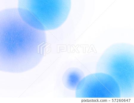 둥근 모양 파란색 텍스처 57260647