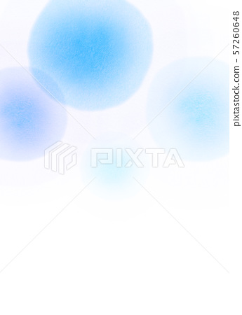 Round pattern blue texture - Stock Illustration [57260648] - PIXTA