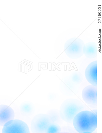 둥근 모양 파란색 텍스처 57260651