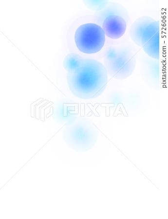 둥근 모양 파란색 텍스처 57260652