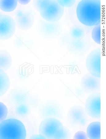둥근 모양 파란색 텍스처 57260665