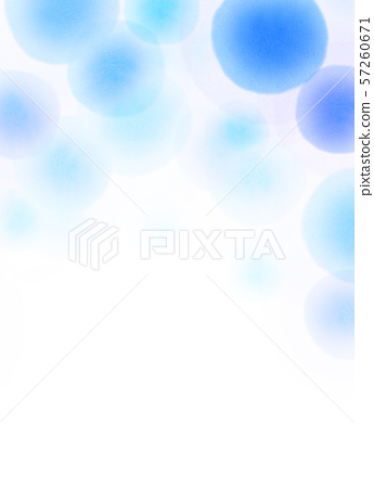 둥근 모양 파란색 텍스처 57260671