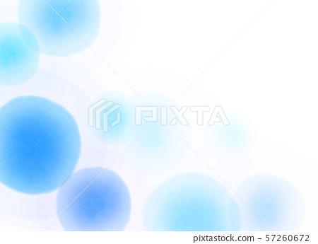 둥근 모양 파란색 텍스처 57260672