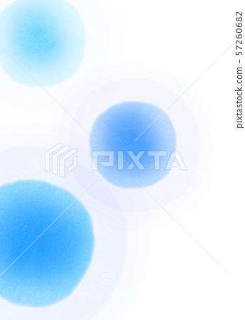 둥근 모양 파란색 텍스처 57260682