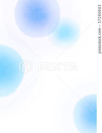 둥근 모양 파란색 텍스처 57260683