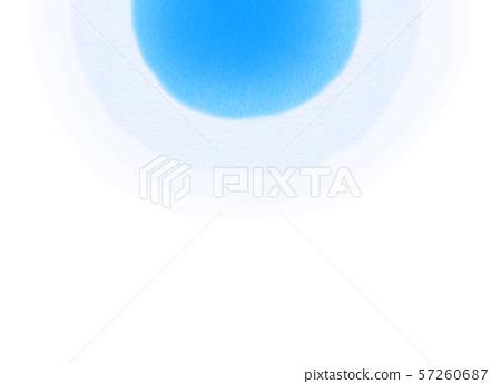 둥근 모양 파란색 텍스처 57260687