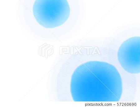 둥근 모양 파란색 텍스처 57260690