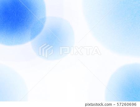 둥근 모양 파란색 텍스처 57260696