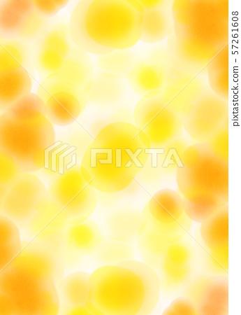 둥근 모양 오렌지 텍스처 57261608