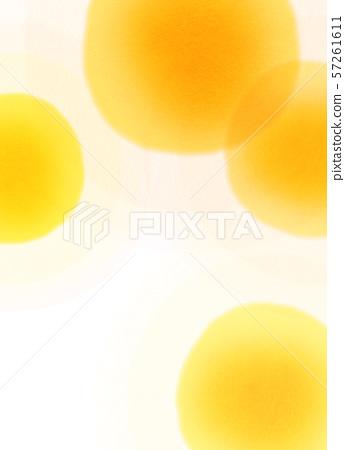 둥근 모양 오렌지 텍스처 57261611