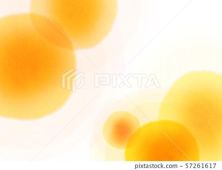 둥근 모양 오렌지 텍스처 57261617