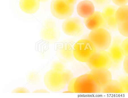 둥근 모양 오렌지 텍스처 57261643