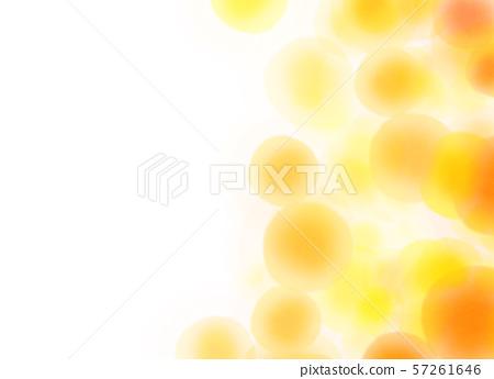 둥근 모양 오렌지 텍스처 57261646