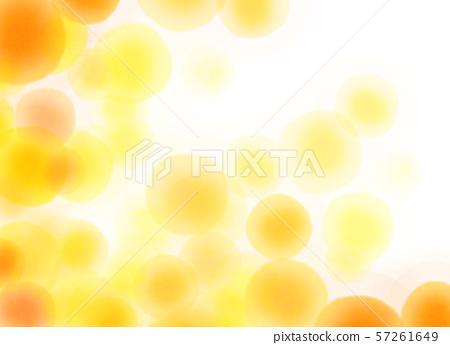 둥근 모양 오렌지 텍스처 57261649