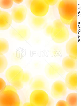 둥근 모양 오렌지 텍스처 57261654