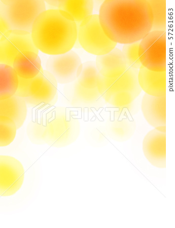 둥근 모양 오렌지 텍스처 57261663