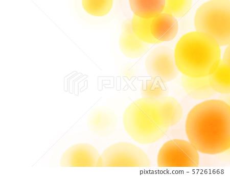 둥근 모양 오렌지 텍스처 57261668