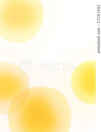 둥근 모양 오렌지 텍스처 57261682