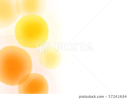 둥근 모양 오렌지 텍스처 57261684