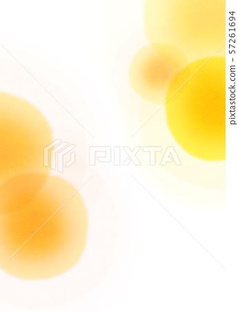 둥근 모양 오렌지 텍스처 57261694