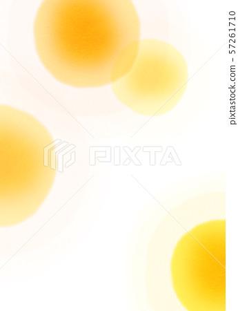 둥근 모양 오렌지 텍스처 57261710