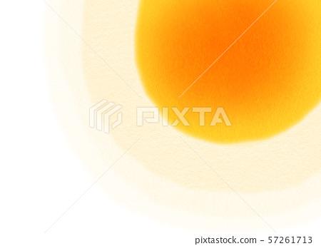 둥근 모양 오렌지 텍스처 57261713