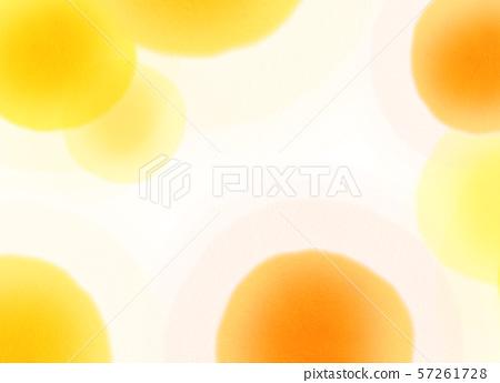 둥근 모양 오렌지 텍스처 57261728