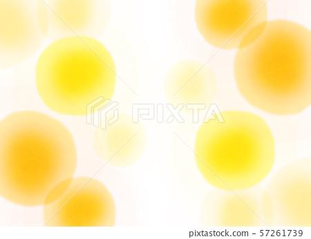 둥근 모양 오렌지 텍스처 57261739