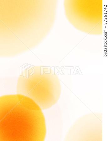 둥근 모양 오렌지 텍스처 57261742