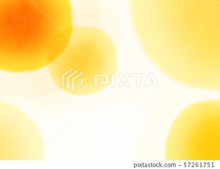 둥근 모양 오렌지 텍스처 57261751