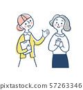 病人和護士粉紅色 57263346