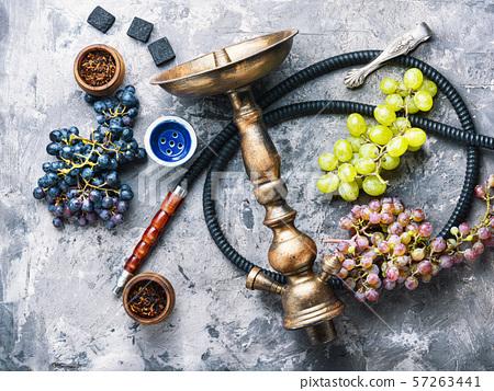 Shisha with grapes flavor 57263441