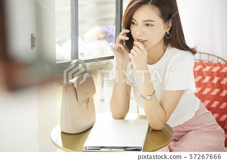 여성 라이프 스타일 57267666