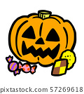 halloween, jack-o-lantern, cookie 57269618