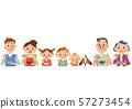 ครอบครัวสามรุ่นเข้ากันได้ดี 57273454