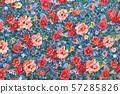 꽃 무늬 일러스트 57285826