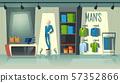 men s clothing shop, male fashion boutique 57352866