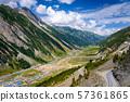 Beautiful landscape view of Baltal on Zoji la pass in Srinagar 57361865