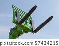 Part of forklift loader or stacker 57434215
