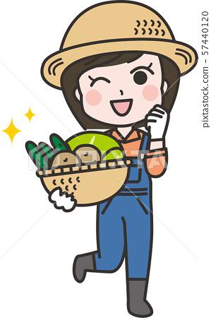 여성 - 농사 05 57440120