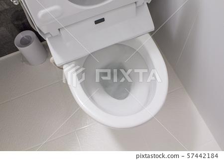 抽水馬桶和廁所,酒店洗手間圖像材料 57442184