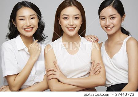 여성 비즈니스 캐주얼 57443772