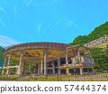 ภาพประกอบภาพประกอบซากของไซต์ขุด Kaminohata 57444374