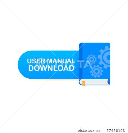 Download book button. Concept User manual book for 57456198