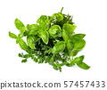 Fresh spices and herbs 57457433