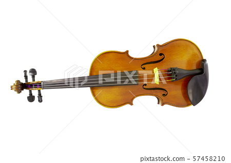 An isolated image of violin, string music 57458210