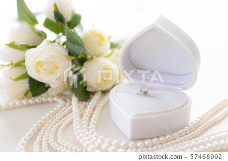 婚禮訂婚戒指 57468992