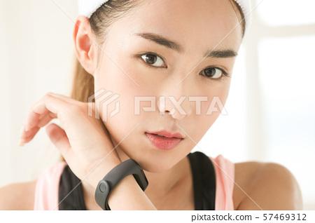 여성 스포츠 건강 57469312